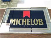 Michelob BAR MIRROR